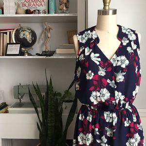 41 Hawthorn • Tova Floral Dress Stitch Fix